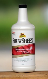 Absorbine Show Sheen blask w sprayu!