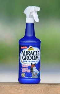Absorbine suchy szampon Miracle Groom